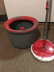 The Ultimate Spin Mop & Bucket
