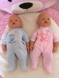 Baby born prince and princess excellent condition Rochedale South Brisbane South East Preview
