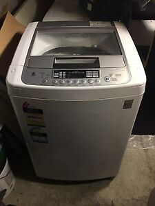 6.5kg LG direct drive top loader washing machine Chatswood Willoughby Area Preview