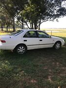 Toyota Camry 99 model mechanically A1 Mid April rego Richmond Hawkesbury Area Preview