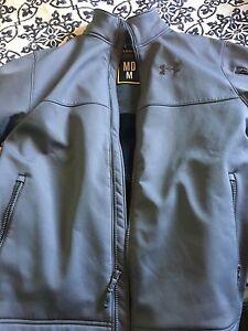 Men's medium under armour jacket