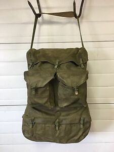 Cargo Pack, 64 Canadian Army ruck