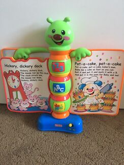 Baby and toddler toy pack