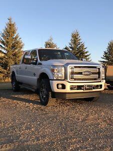 Ford F-350 platinum
