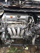 Honda Civic 2006 to 2010 engine and gear box 126 ks Panania Bankstown Area Preview