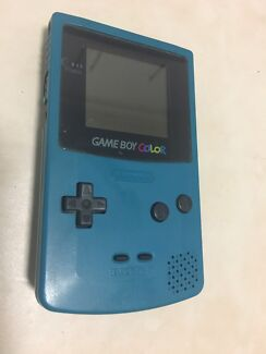 GAMEBOY COLOR ( NOT WORKING )