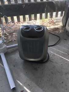 Sunbeam fan heater Griffith South Canberra Preview