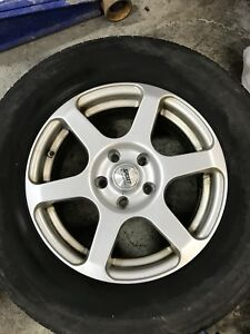 Ford Fiesta and Escape TIRES AND RIMS