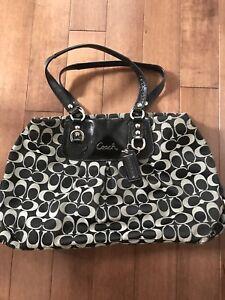 Sacoche Coach / Coach purse