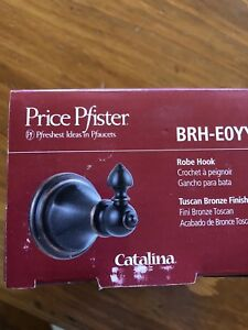 Price Pfister Robe Hook.  BNIP.