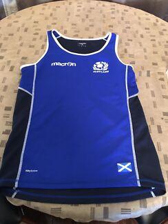 Scotland Rugby/Gym Singlet