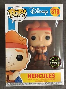 Funko Pop - Glow in the Dark Hercules (Chase Exclusive)