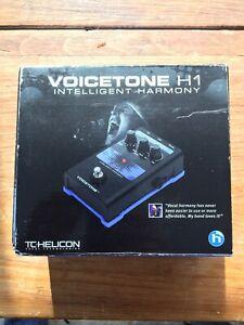 VOICETONE H1 - Intelligent Harmony & APEX mic