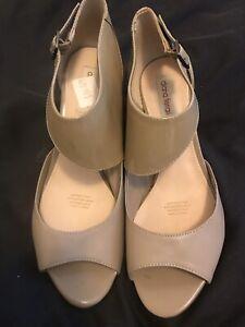 Diana Ferrari Taupe sandals