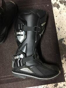 Kids acerbis dirt bike boots