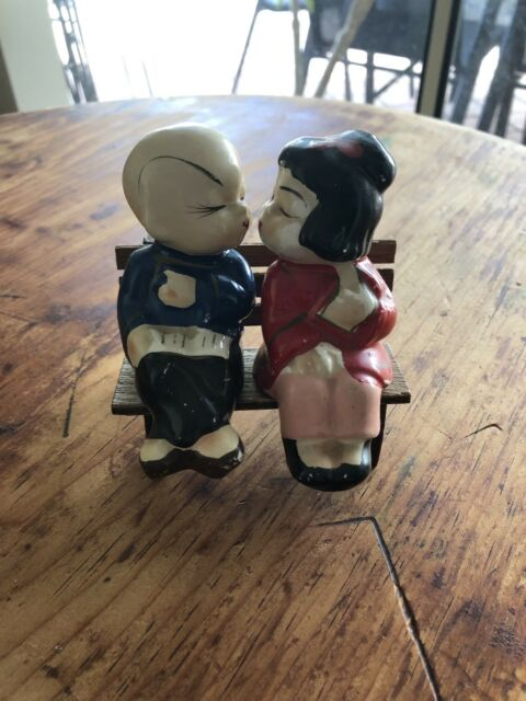 "Vintage 1960""s Japanese Figurines."
