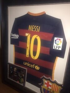the latest 598c4 49bef Messi Jersey | Buy New & Used Goods Near You! Find ...