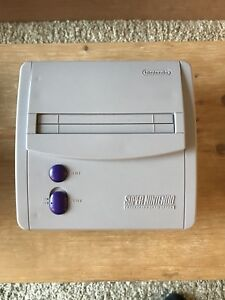 Super Nintendo Mini (JR.) - SNES