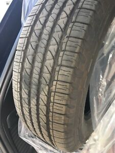 Takeoff 245/70R17 Goodyear Fortera HL tires