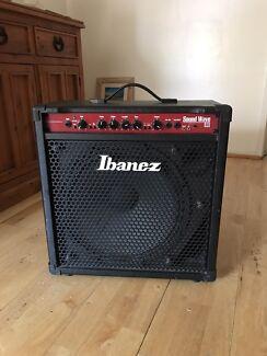 Ibanez bass amp