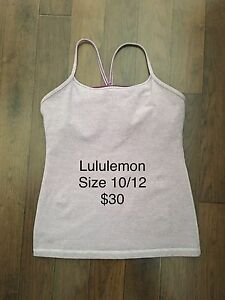 LULULEMON TANKS