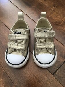 Mini mioche/native/converse baby girl clothes & shoes 12-18mths