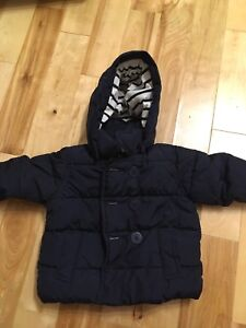 3-6 month Gap winter jacket