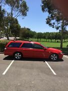 "Ford futura wagon gas/ petrol cheap to run"" St Agnes Tea Tree Gully Area Preview"