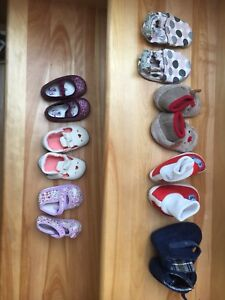 Shoes 6-12 months