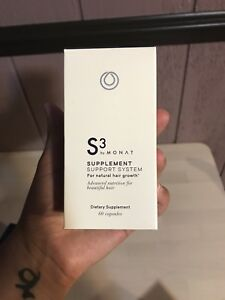 S3 by Monat Supplement for natural hair growth