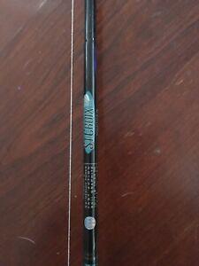 Baitcaster and rod