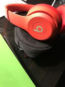 Beats Solo 3 (Limited edition red)