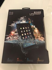 frē Lifeproof case for iPad Air