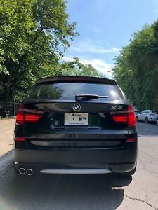 2011 BMW X3 F25 2.8xi XDRIVE clean