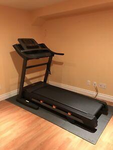 NordicTrack c1600 pro treadmill