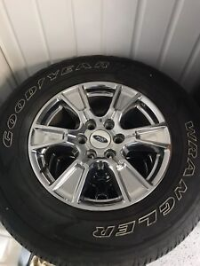 Mags 18 pouces ford f-150