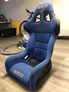 Takata harness and sparco corsa