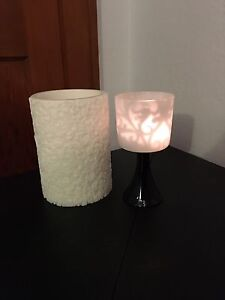 Various partylite pieces