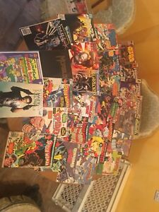 Comic books want gone today!