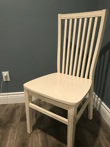 Pier 1 dining chair