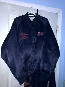 "General Motors ""The heartbeat of America"" bomber jacket"