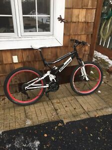 Schwinn Graft Full Suspension Mountain Bike