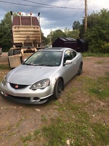 2003 Acura Rsx premium 5 speed for trade ! (Read whole add)