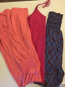 Dresses and tops size M/ take it all for 20