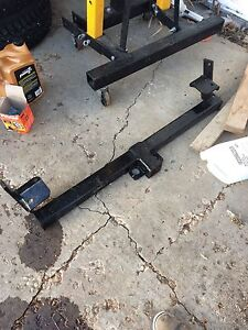 Ford Explorer hitch