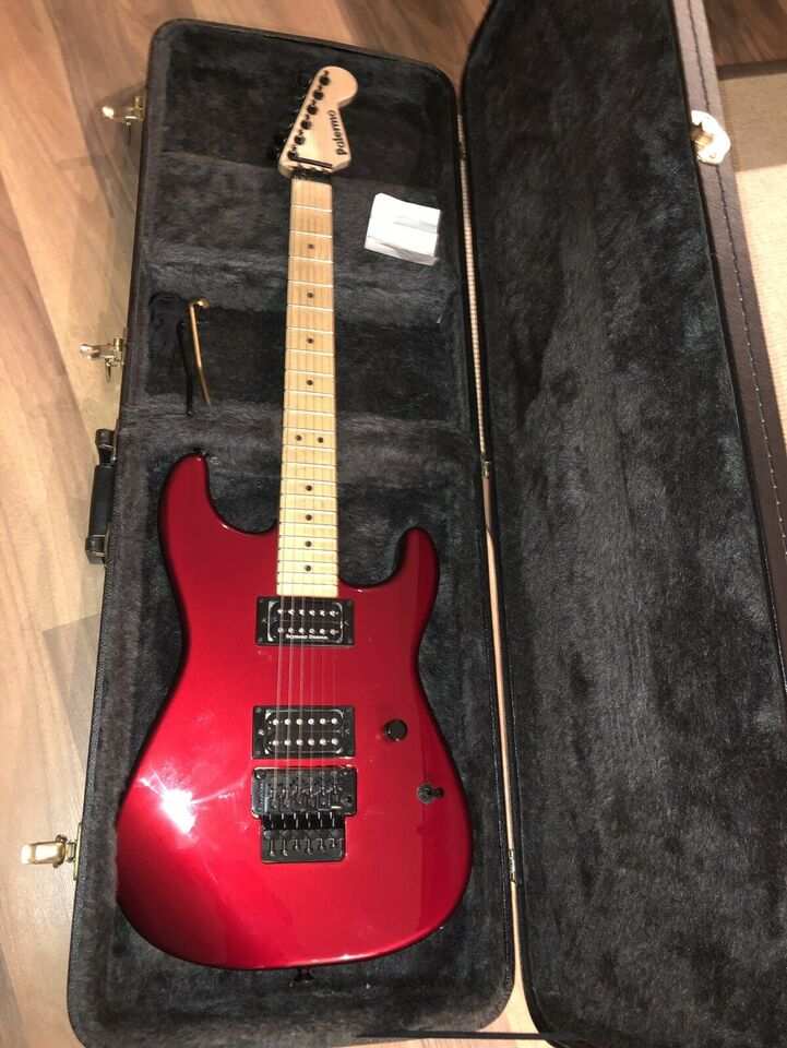 Palermo Charvel Electric Guitar + Mods