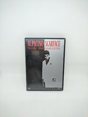 Scarface (Al Pacino) - DVD movie, great condition - combined shipping