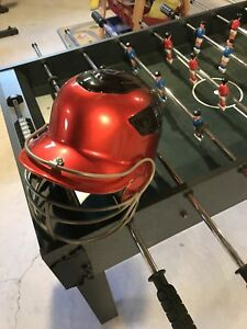 Rawlings youth baseball helmet with cage