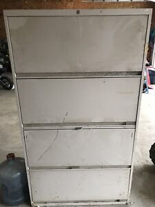 Tall filing cabinets