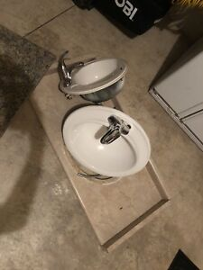 Sinks and counters for kitchen and washroom!!